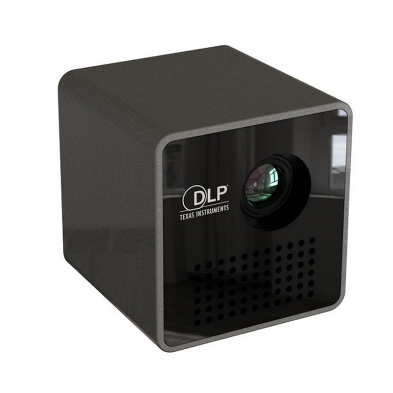 Drop Ship Vivicine P1 P1+WIFI Wireless Pocket LED Pico Smart Mini Projector,Micro Miracast DLNA Handheld Video Proyector Beamer