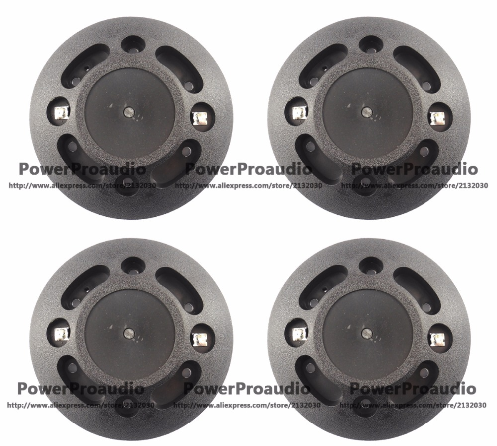 4pcs Aftermarket Diaphragm for  Peavey 22XT, 22A replacment diaphragm-in Speaker Accessories from Consumer Electronics    1