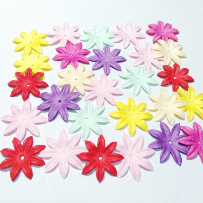 80pcs 26cm mix color wholesale 26cm scrapbooking paper flowers 80pcs 26cm mix color wholesale 26cm scrapbooking paper flowers crafts photo album wedding favors cards invitations decoration in artificial dried mightylinksfo