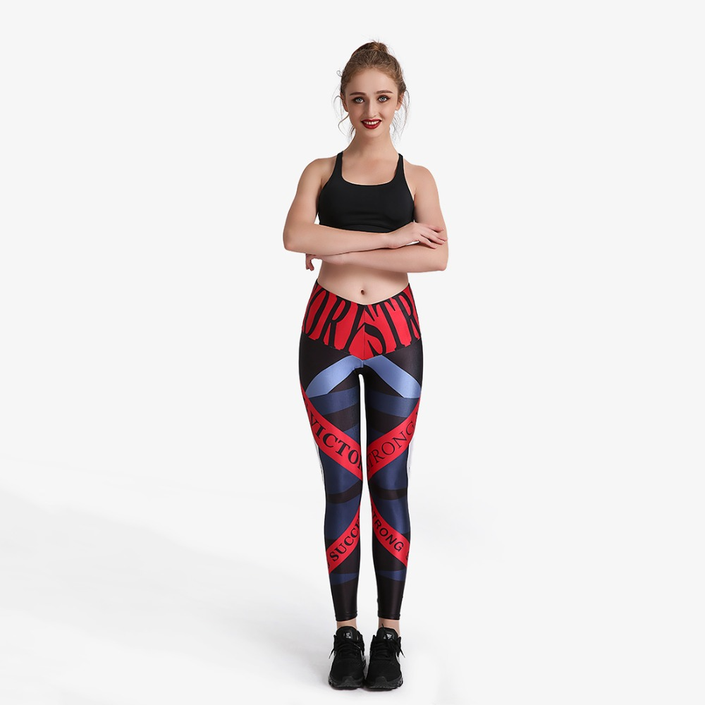 Aliexpress.com : Buy New Arrival Red Strped Fitness Women