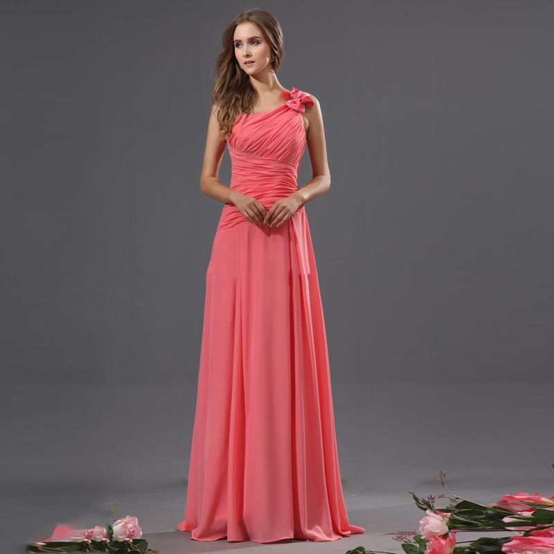 Compare Prices on Coral Pink Dress- Online Shopping/Buy Low Price ...
