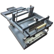 max printing diameter:160mm cups, bottle silk screen printer silk screen printer machine