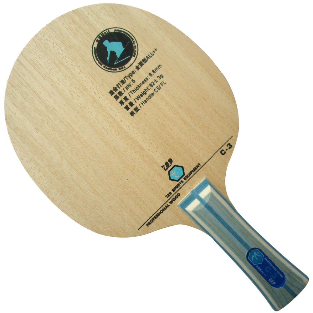 где купить RITC 729 Friendship C-3 C3 C 3 Professional Wood All++ Table Tennis Blade for PingPong Racket по лучшей цене