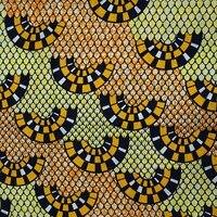 Spring Summer Design Beautiful Real Wax Printed Fabrics Super Quality Hollandais Style Veritable Batik Block Prints