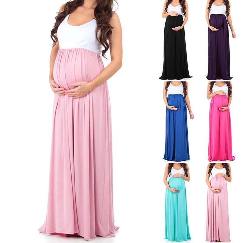 Clothes for Pregnant Women Dress Long Nursing Pregnancy Dress Flower photography Clothing Hollow Out Party Maternity dressesClothes for Pregnant Women Dress Long Nursing Pregnancy Dress Flower photography Clothing Hollow Out Party Maternity dresses
