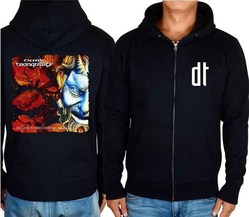18 видов молнии темное спокойствие группа рок толстовки куртка с черепом 3D брендовая рубашка панк смерти темный свитер в стиле хеви-метал XXXL - Цвет: 10