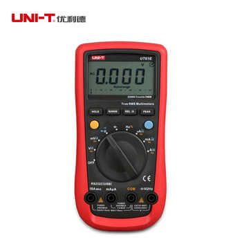 UNI-T UT61E Digital Multimeters auto range true RMS AC DC Meter 22000 counts DMM Data Hold Multitester - DISCOUNT ITEM  23% OFF All Category