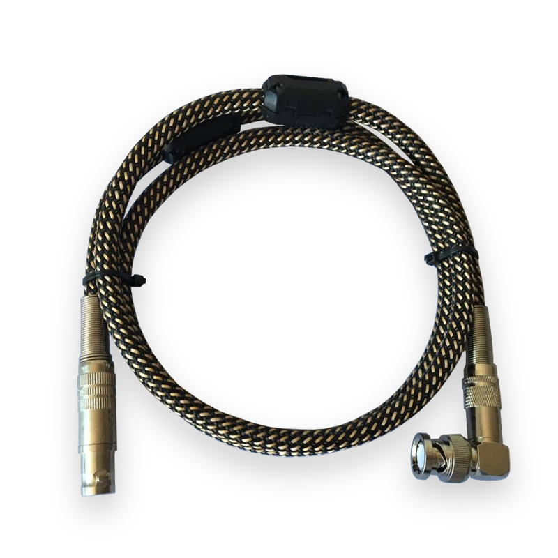 Premium Video Cable 90 Degree Right Angle BNC Male to BNC Female Camera Monitor Extension Cable OFC 1M 2M 3M 5M