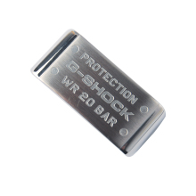 Ремешок для часов Ремешок Аксессуар металлическая пряжка петля держатель шкафчик для GG-1000/GSG-100/GWG-100/GW-9400