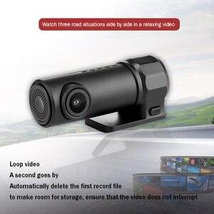 Del coche del Wifi de la Cámara multi-función de datos de Evento de full hd 1080p dash cam conducción ángulo de 170 de visión en noche y con Video grabadora