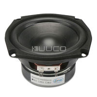 Shocking Bass Speaker 4 5 Inch 4 Ohms Subwoofer Speaker 40W Hi Fi Stereo Loudspeaker Woofer