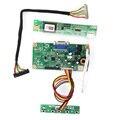 Для LP171WP4 (TL) (N2) LP171W01 (А4) Управления Водитель Борту VGA LVDS Монитор Повторное Ноутбук 1440x900 Бесплатная Доставка