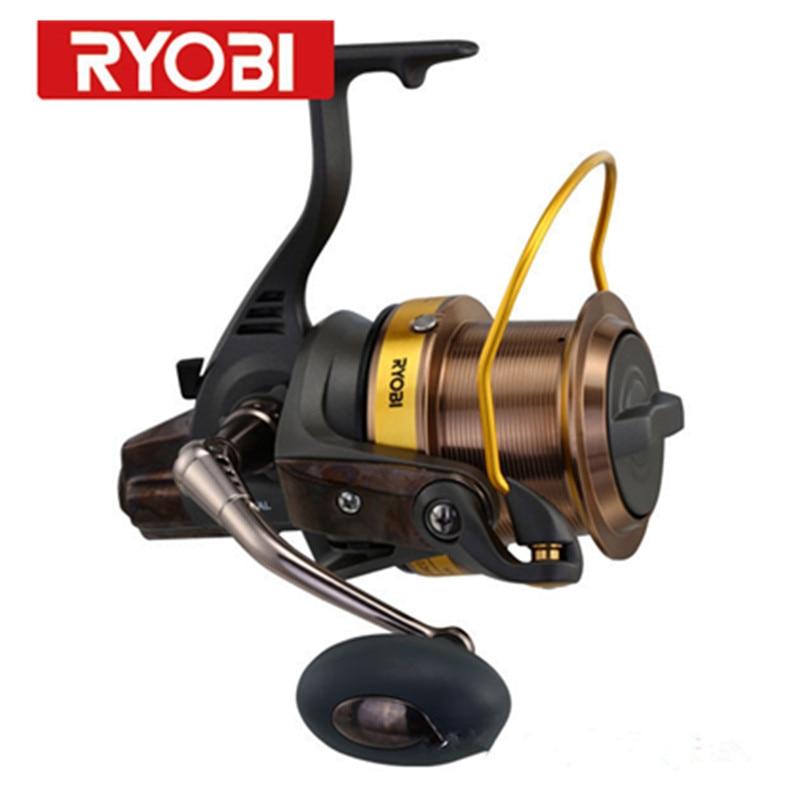 Ryobi fishing reels 6 1bb 3 9 1 carrete fishing line for Fishing reel line winder