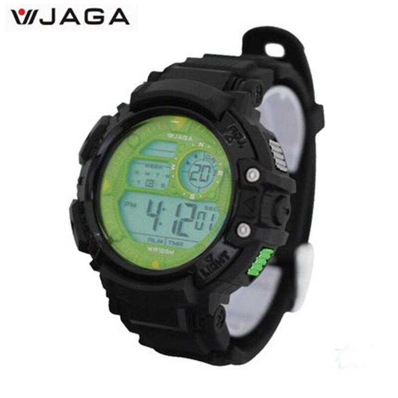 JAGA Hombres Relojes Deportivos Relojes Multifunción para Hombres - Relojes para hombres - foto 4