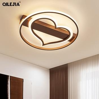 Modern Ceiling Light LED Lamp for Living room Bedroom lustre de plafond moderne Dimming Acrylic Modern Rectangular Ceiling lamp
