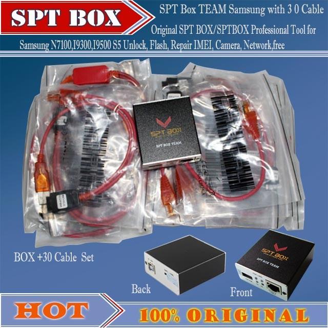 SPT BOX2-30cable-gsm unlock shop