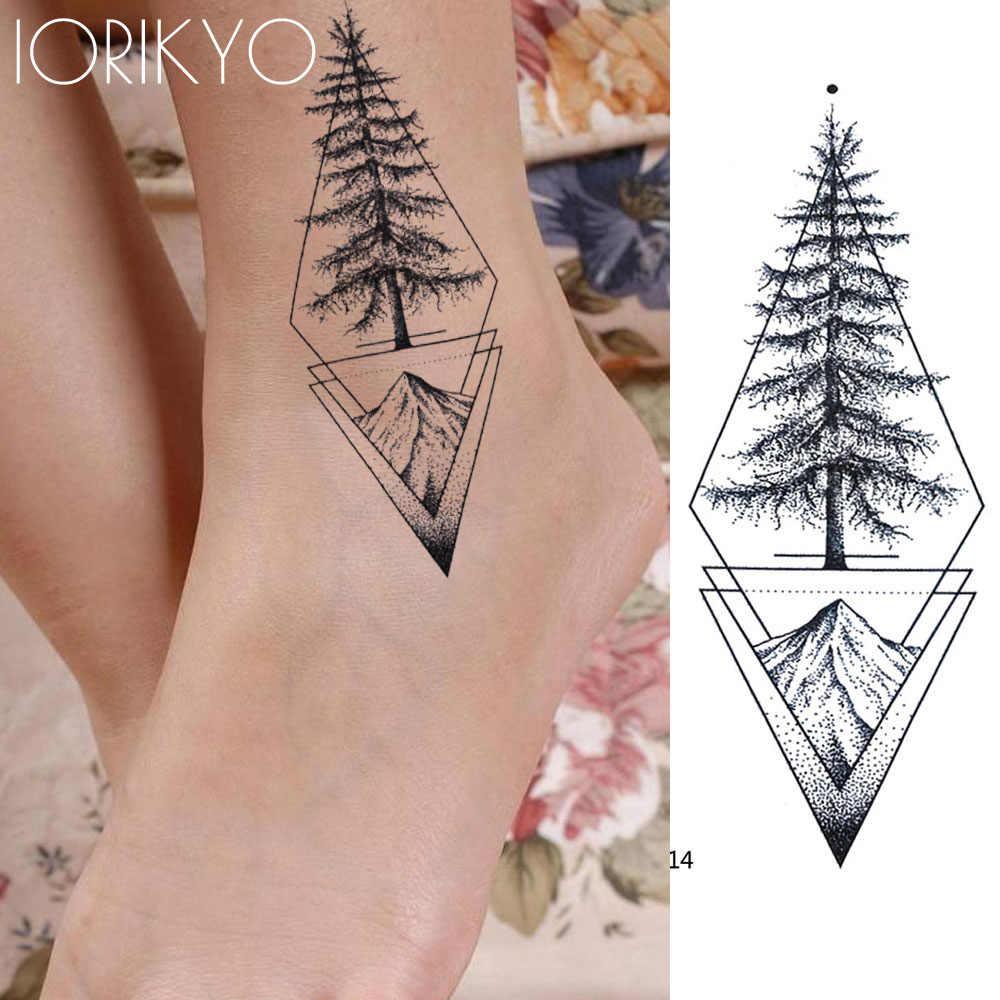 Detalle Comentarios Preguntas Sobre Iorikyo Negro Geométrico Tatuaje