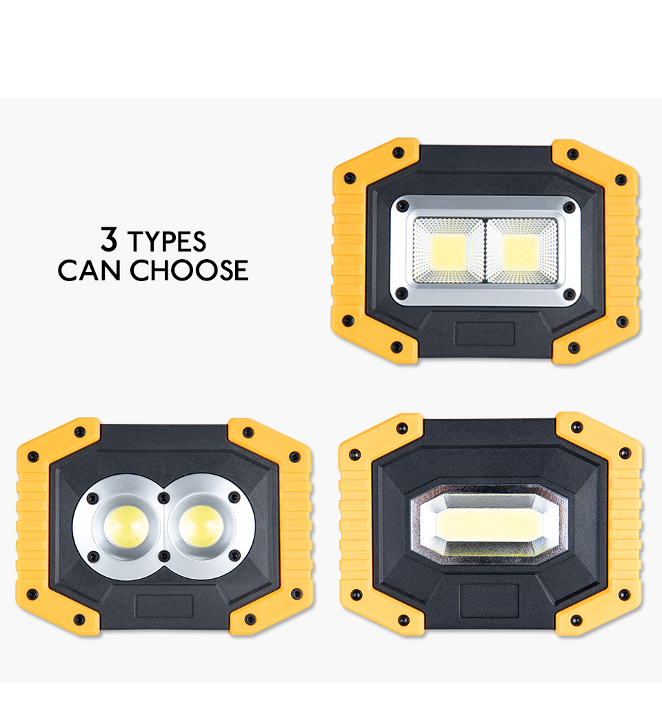 LED Spotlight Floodlight (5)