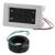 Ac 130-500 v voltímetro amperímetro digital led volt medidor transformador de corrente ct ma392