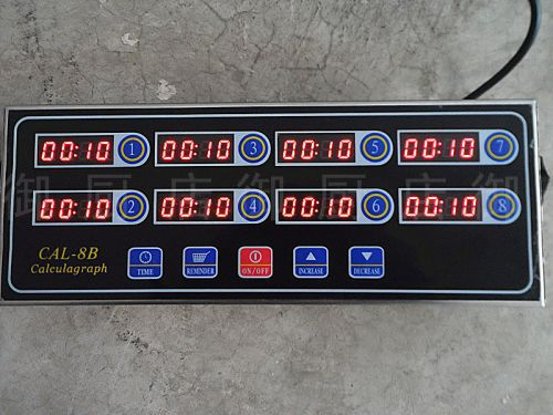 Restaurant Kitchen Timers perfect restaurant kitchen timers fast food touch screen 8