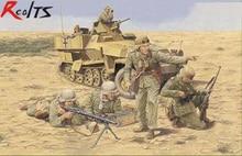 RealTS Dragon 1 35 6389 Africa Korps Panzergrenadier El Alamein 1942