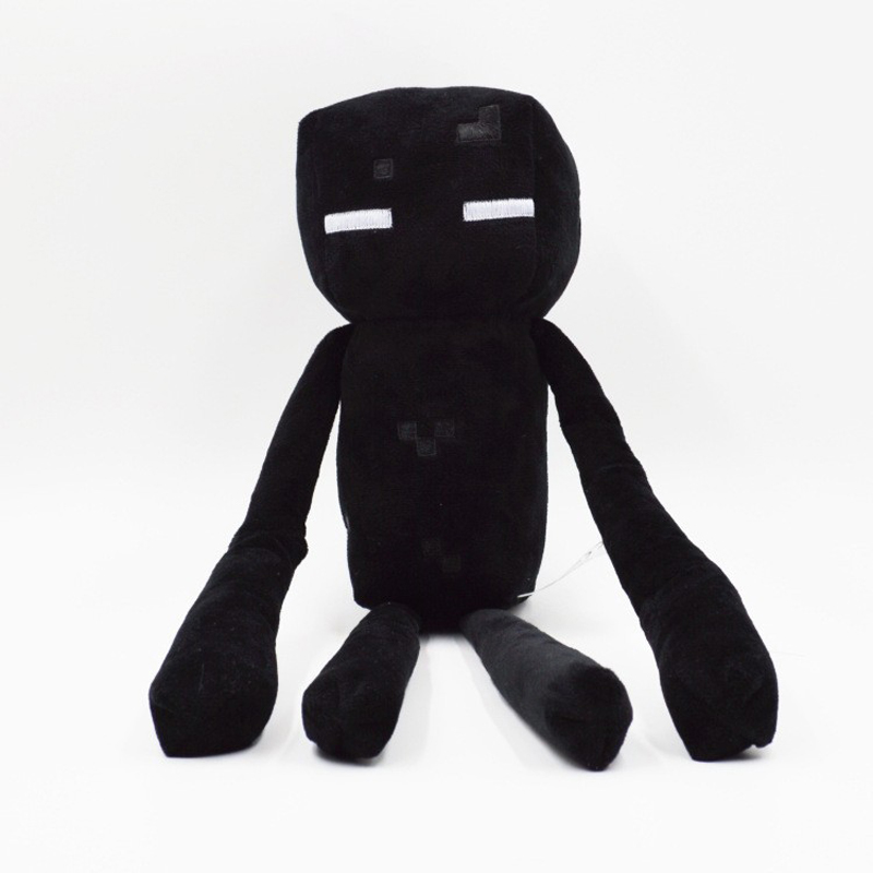 26cm font b Minecraft b font Enderman Stuffed Plush Toys Even Cooly Creeper JJ Dolls font