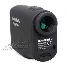 Laserworks 600 mt laser-entfernungsmesser messen laser jagd entfernungsmesser golf range entfernung finder laser-entfernungsmesser für golf