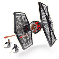 LOZ New Star Wars Buliding Blocks Special Forces TIE Fighter Figures Star Wars Toy Compatible Legoingly