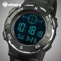 INFANTERÍA Hombres Reloj Militar Del Ejército de Pulsera Digital Resistente Al Agua LED Ciclismo Fecha Calendario Relojes Deportivos Relogio masculino