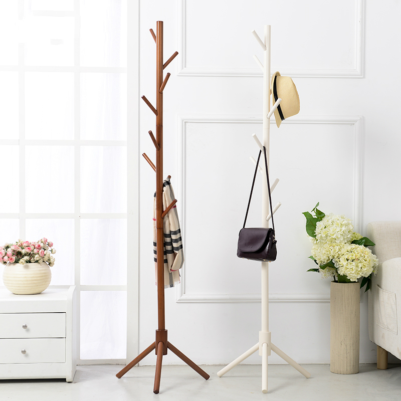Aliexpress.com : Buy Wood Coat Rack 40X40X176CM Floor Coat