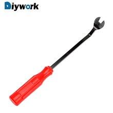 DIYWORK, автомобильная Дверная панель, лом для снятия, ремонтные инструменты, крепежный инструмент, крепеж, разборка, универсальные авто зажимы
