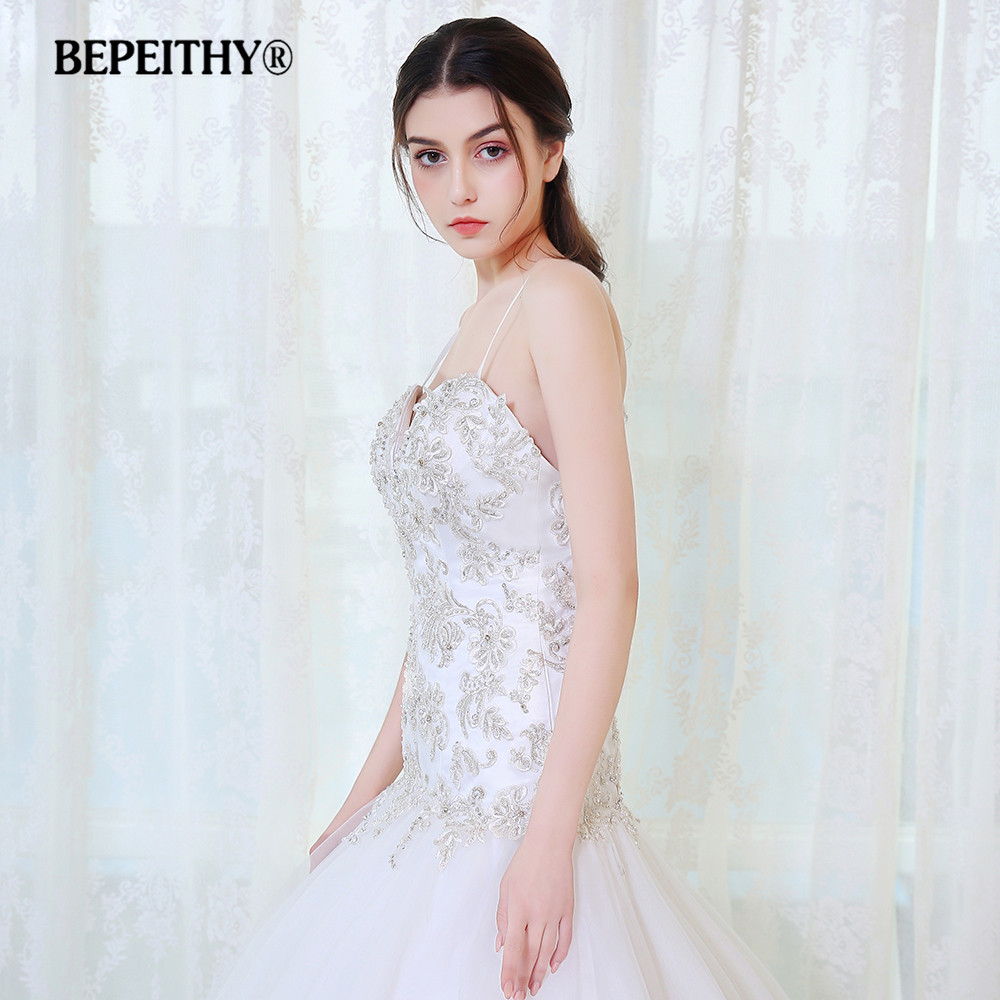 BEPEITHY Vintage Spitze Brautkleider 2017 Vestidos De Novia ...