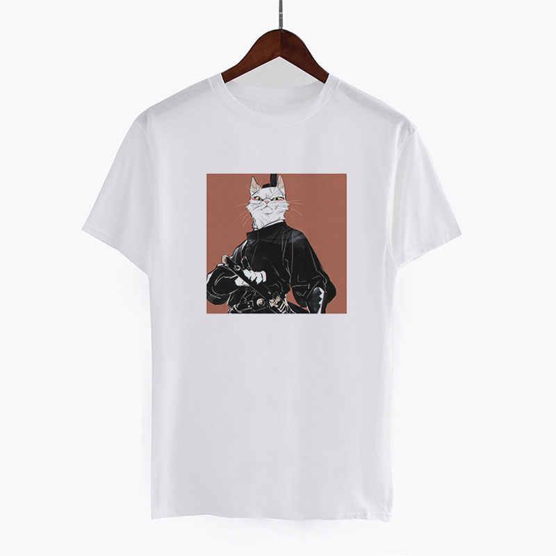 Ulzzang 2019 Estate Harajuku T Shirt Coreano Vestiti Grafici Della Stampa Dell'annata TShirt Camiseta Mujer Estetica Streetwear Magliette e camicette Tee