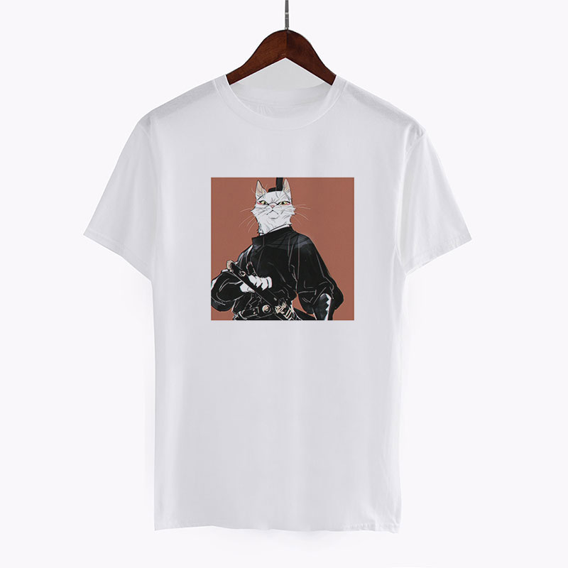 Ulzzang 2019 Summer Harajuku T Shirt Korean Clothes Graphic Vintage Print TShirt Camiseta Mujer Aesthetic Streetwear Tops Tee in T Shirts from Women 39 s Clothing