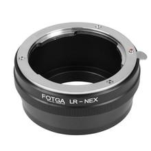 מתאמי FOTGA ליקה R LR עדשה עבור Sony E mount NEX 3/NEX 5/NEX 5N/5R/NEX 6/NEX 7 AB062