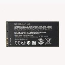 Original High Capacity BL-5H phone battery for Nokia RM-977 RM-978 RM-977 Lumia 630 38 635 636 Lumia630 1830mAh аккумулятор nano tech аналог bl 5h 1830 mah для nokia lumia 630 635
