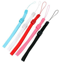 Adjustable Wrist Strap Hand Strap Lanyard For Wii WiiU remote controller PS3 move/PSV/3DS Console