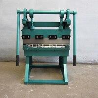 0.6m Manual Bending Machine Desktop Plate Bender Label Bending Machine For Right Angle Bending