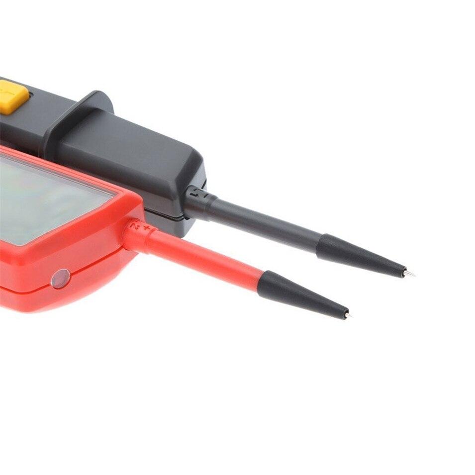1 pièces UNI-T UT18D UT18A UT18B UT18C tension et continuité testeurs gamme automatique volts détecteurs stylo LED/écran LCD - 3