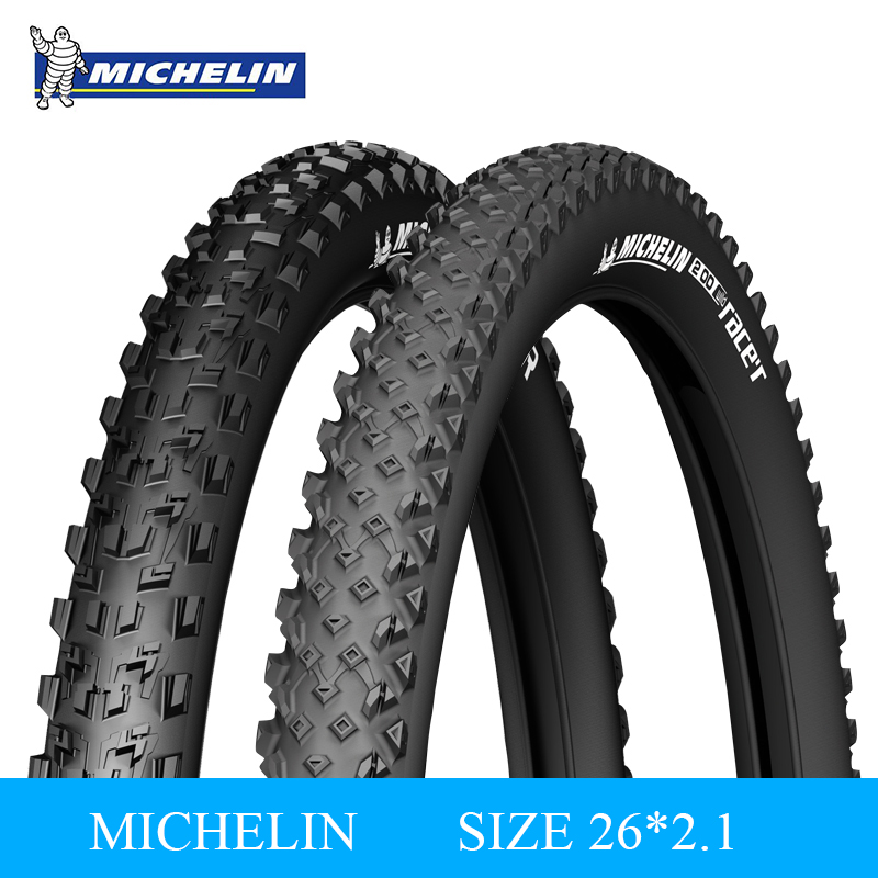 MICHELIN Bicycle Tire Tyre 26*2.1 Mountain Bike Foldable Tire High Quality Rubber Puncture Durable Bike Outer Tire michelin pro4 service course bicycle tire