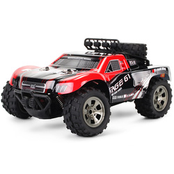 Hot Sales Climbing Car 2.4G 1/18 18km/H Drift RC Off-Road Car RTR Toy RC Cars Remote Control Model Off-Road Vehicle Toys Gifts