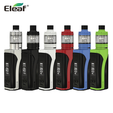 Оригинальный eleaf ikuun i80 с Melo 4 комплекта 2 мл распылитель 3000 мАч Батарея 80 Вт ikuun I80 поле mod VAPE электронных сигарет