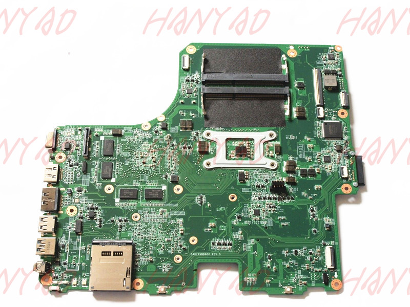 Купить с кэшбэком DA0ZRHMB8E0 MB.RH006.001 for acer 5951G laptop motherboard HM65 DDR3 100% tested