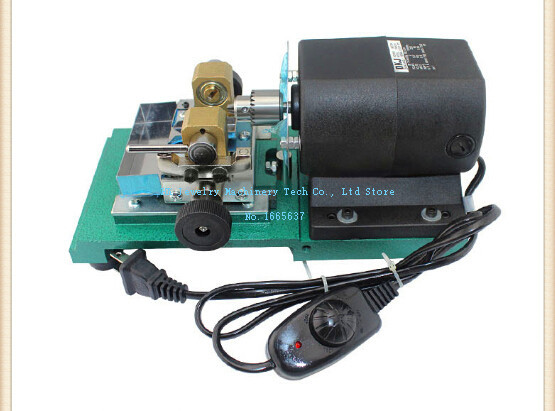 make to order 110V Drill Press/Drilling machine/Pearl drilling, wood bead punch, jade drilling Positioning fine polishing цена