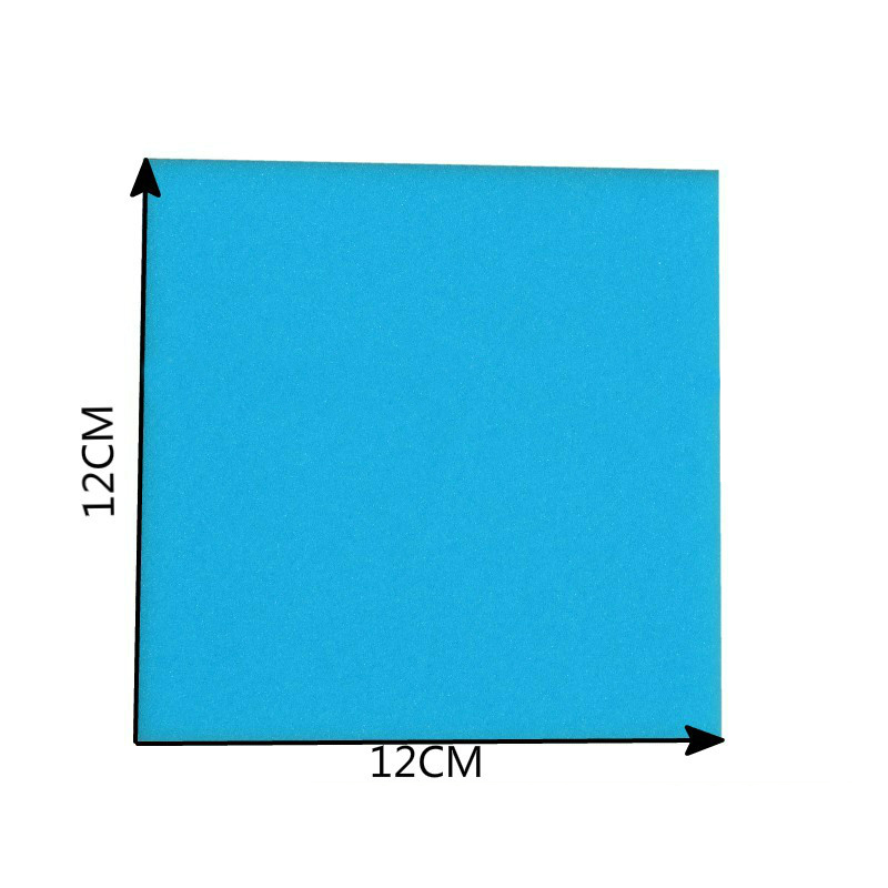 2PCS blue filter cotton of Vacuum Cleaner Accessories of Vacuum Cleaner for FC5225 FC5830 FC5822