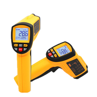 GM1150/GM1350/GM1650 Non Contact LCD display IR Infrared Digital Temperature Gun Thermometer 30~1650C ( 22~3002F)