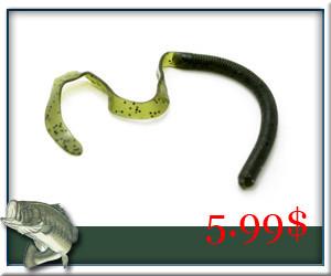 Long-Tail-earth-worm