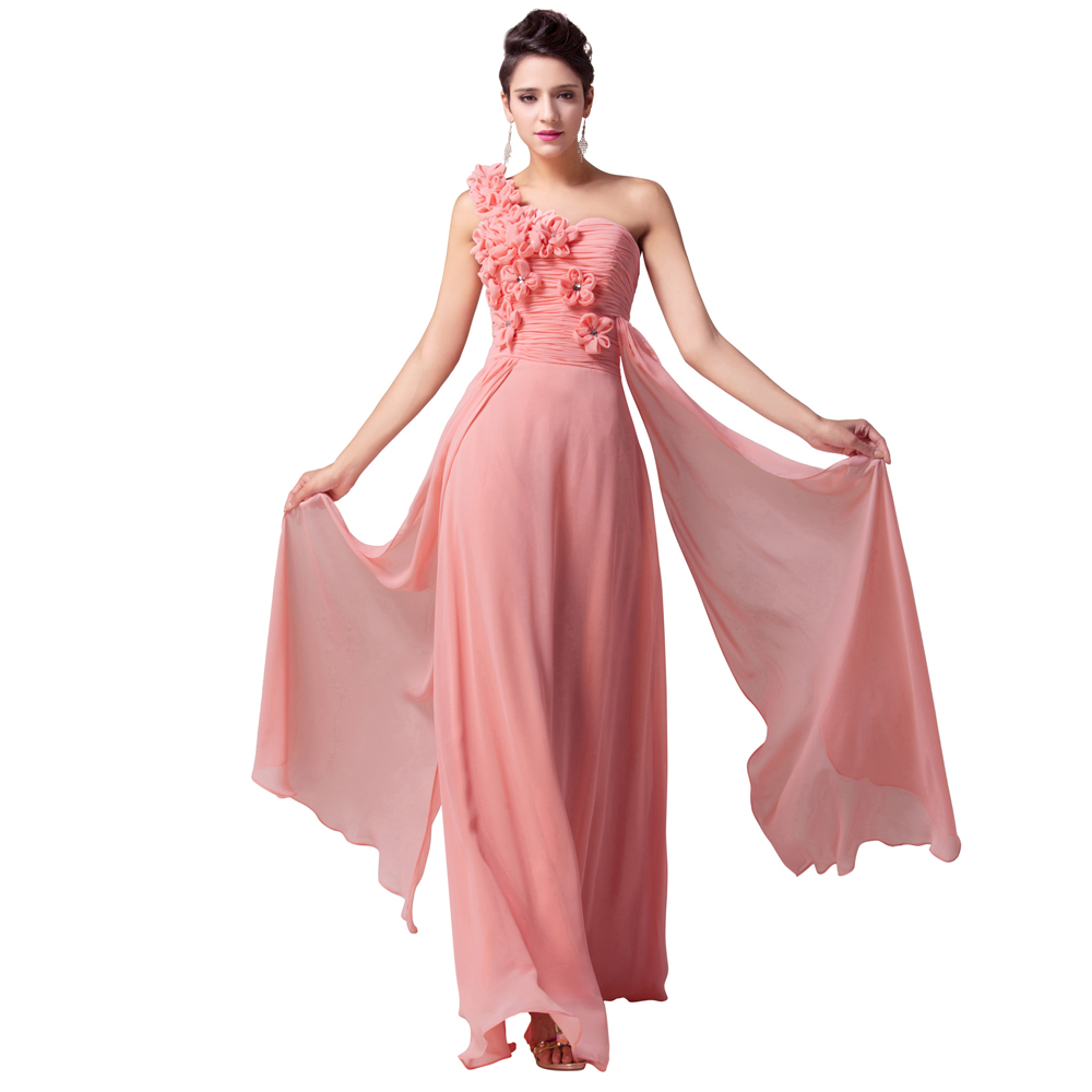 Fast delivery grace karin long bridesmaid dresses white pink cyan fast delivery grace karin long bridesmaid dresses white pink cyan blue adult bridesmaid gown vestido de festa azul cl4526 in bridesmaid dresses from ombrellifo Images