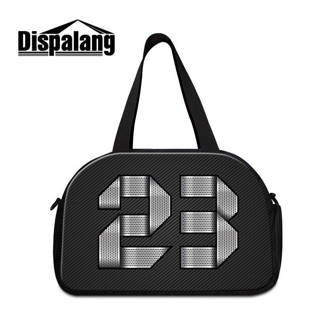 Dispalang duffel saco de viagem personalizado personalizado das mulheres sacos com sapatos independentes unidade bagagem sacos de ombro dos homens de varejo
