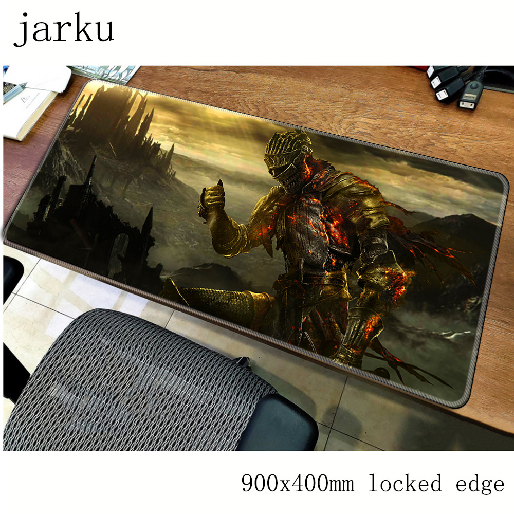 Dark Souls Mouse Pad Gamer 900x400mm Notbook Mouse Mat Large Gaming Mousepad Large Hot Sales Pad Mouse PC Desk Padmouse